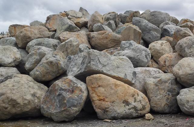 Igneous River Boulders
