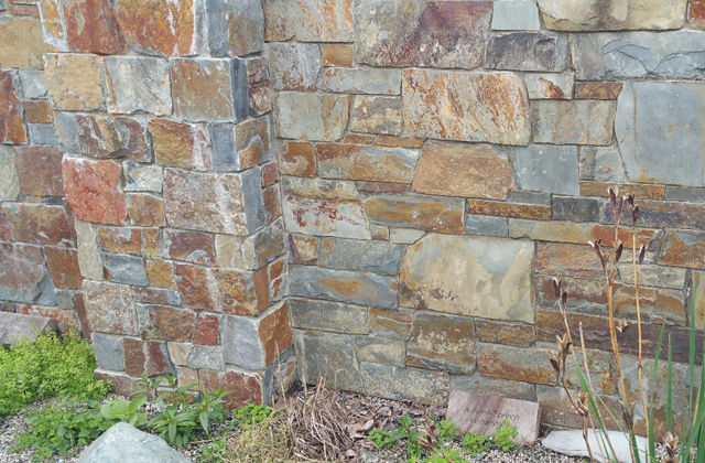 Autumn Springs Veneer Stone