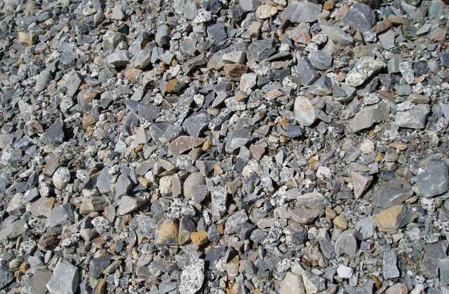 "Crushed Rock 1-1.4"" Minus"