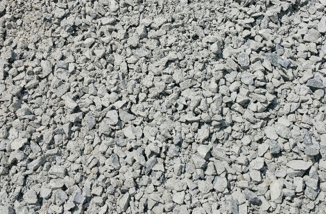 Crushed Stone Delivery : Crushed rock ″ minus marenakos center