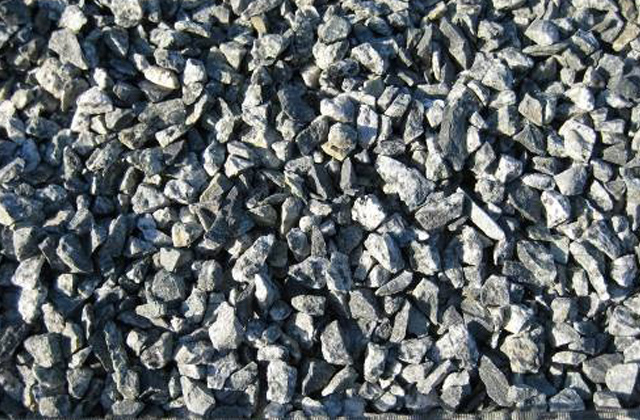 "Crushed Granite 3/4"" Clear"