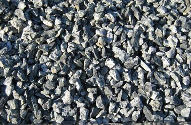 "Crushed Granite 3/4"" Clear"