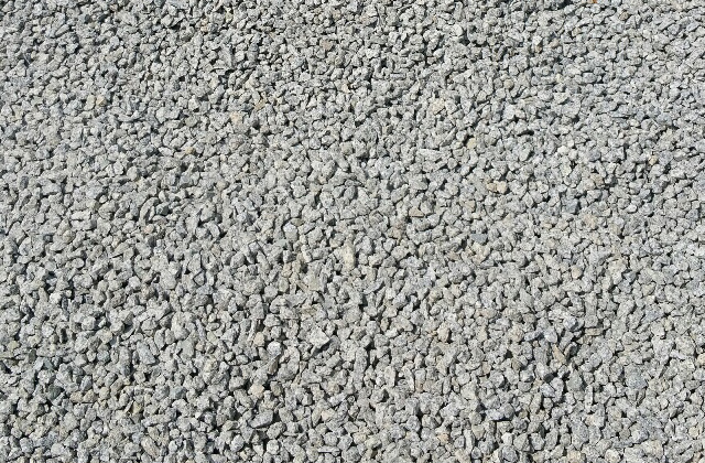 "Crushed Granite 3/8"" Clear"