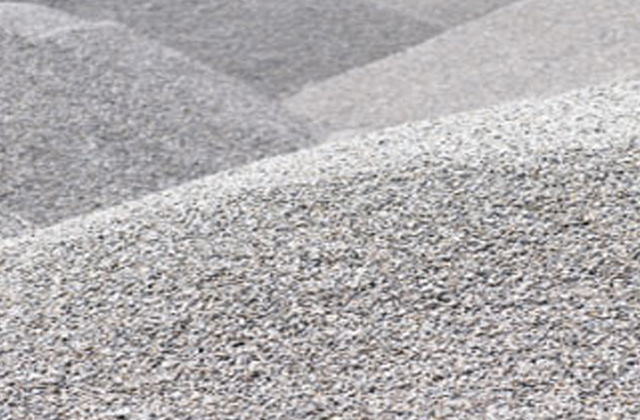 "Crushed Granite 3/8"" Minus"