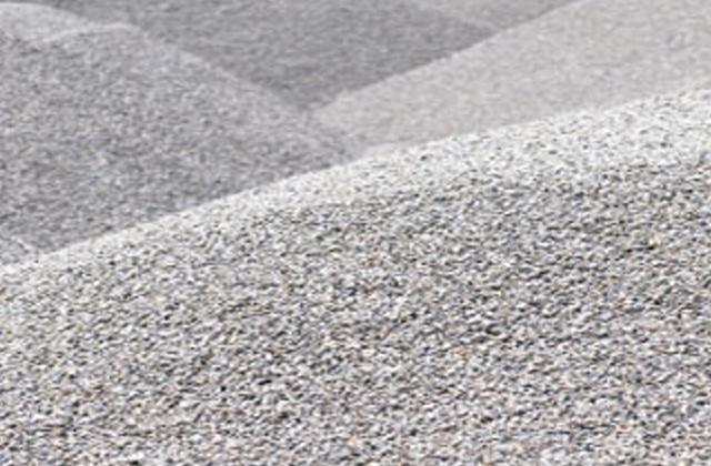 """Crushed Granite 3/8"""" Minus"""