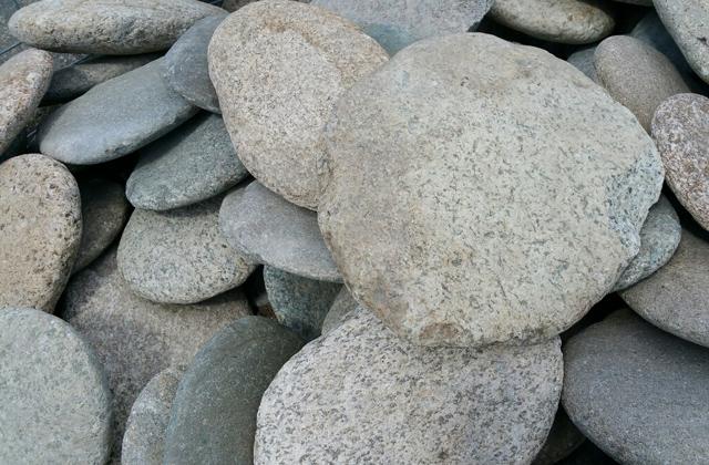 Bristol Flats River Rock