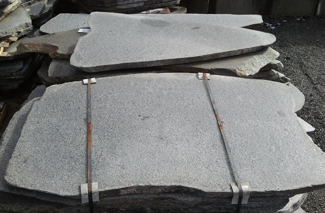 Granite Thermal Top flagstone