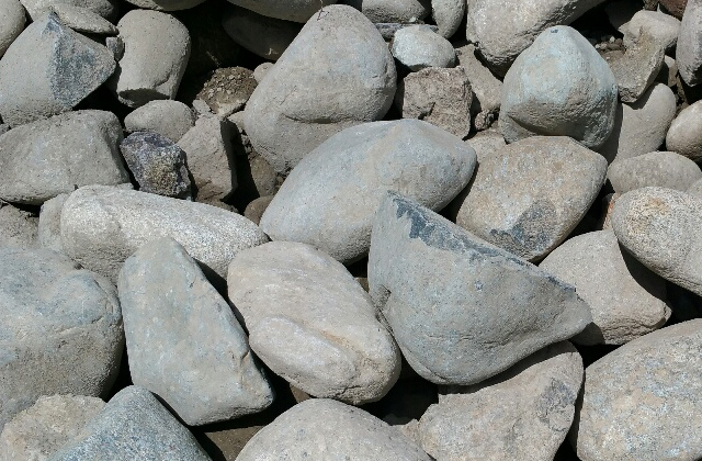 Igneous Small River Rock