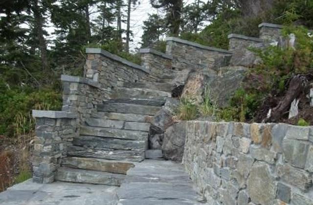 Ocean Pearl Natural Steps