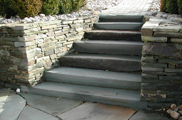 Pennsylvania Dimensional Steps